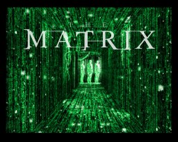 Unfortunately, no one can be told what the Matrix is; you have to see it for yourself