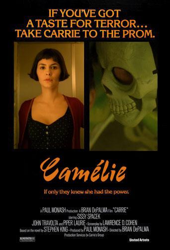 Cartell del mashup CAMÉLIE