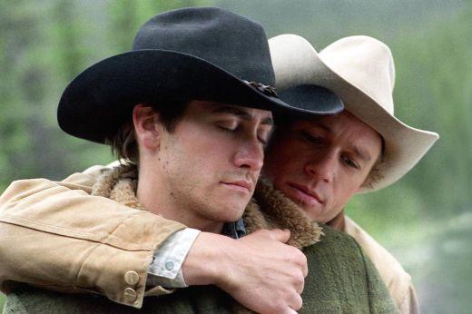 Imagen película Brokeback Mountain