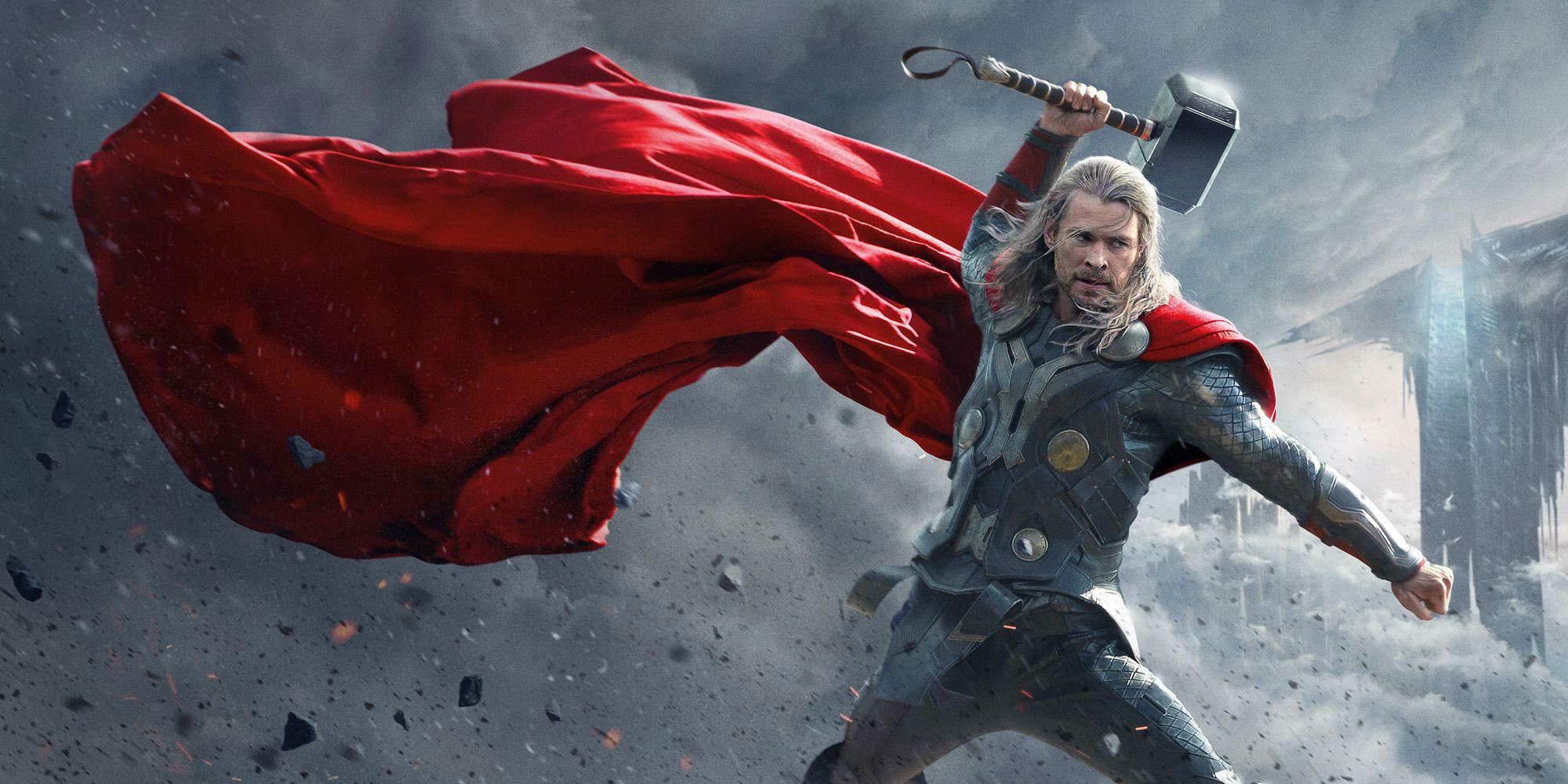 Thor, el mundo oscuro [treball final]